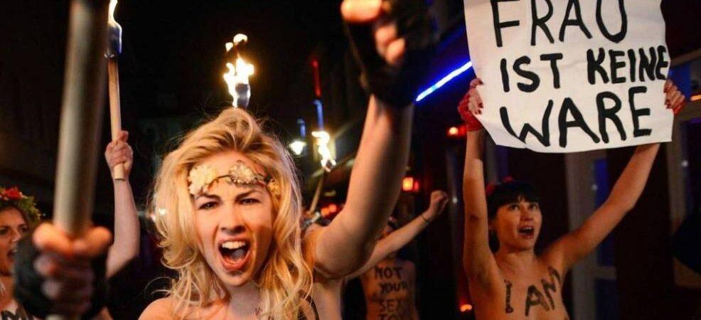 """""""Prostitution als Form der modernen Sklaverei und geschlechtsspezifische Gewalt - Vortrag und Diskussion mit dem Netzwerk Ella"""""""