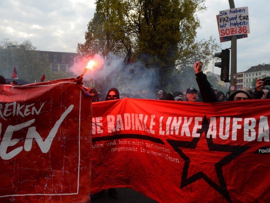 Sozi36 und die Radikale Linke